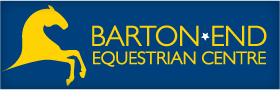 Barton End Equestrian Centre Booking System Logo