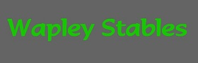 Wapley Stables Booking System Logo